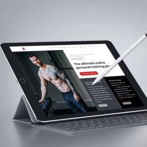 David Kingsbury Website Design & Build