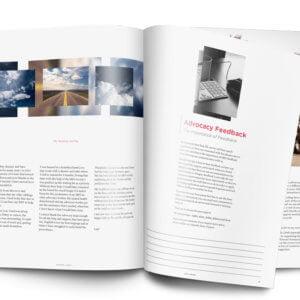 Charity Brochure Design