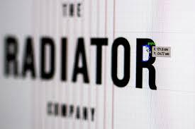 Radiatror Company Branding Work
