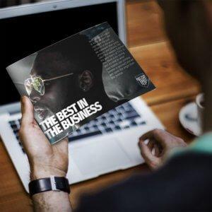 TAN Brochure Design