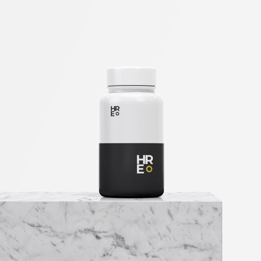 Hero Supplements Branding