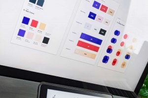 Branding Colour Way Planning