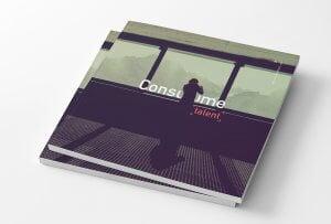 Consume Talent Brochure Design