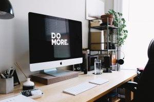 Do more with iMac design
