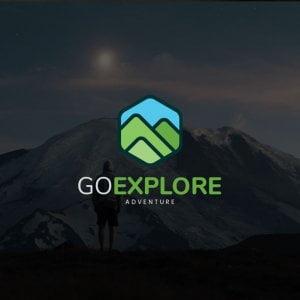 Go Explore Brand Design