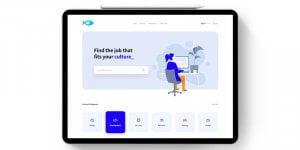 Job Board Web design & build
