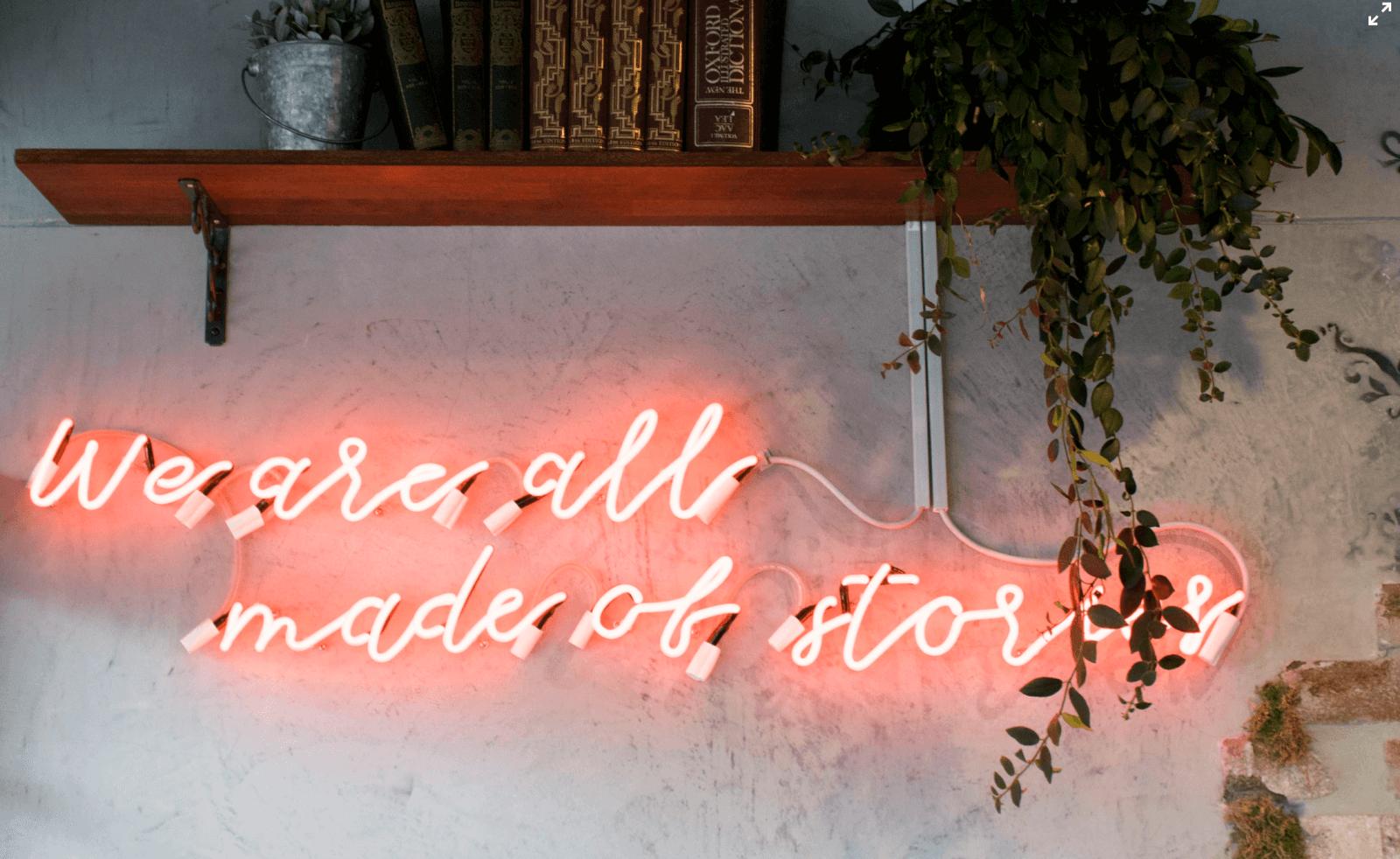 Telling a Story Through Design